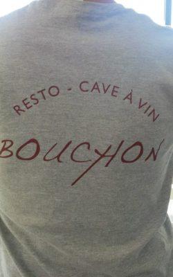 Restaurant Bouchon t-shirt