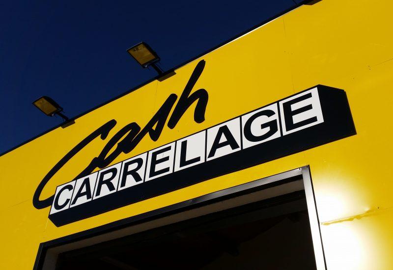 CASH CARRELAGE SIX FOURS ENSEIGNE 01